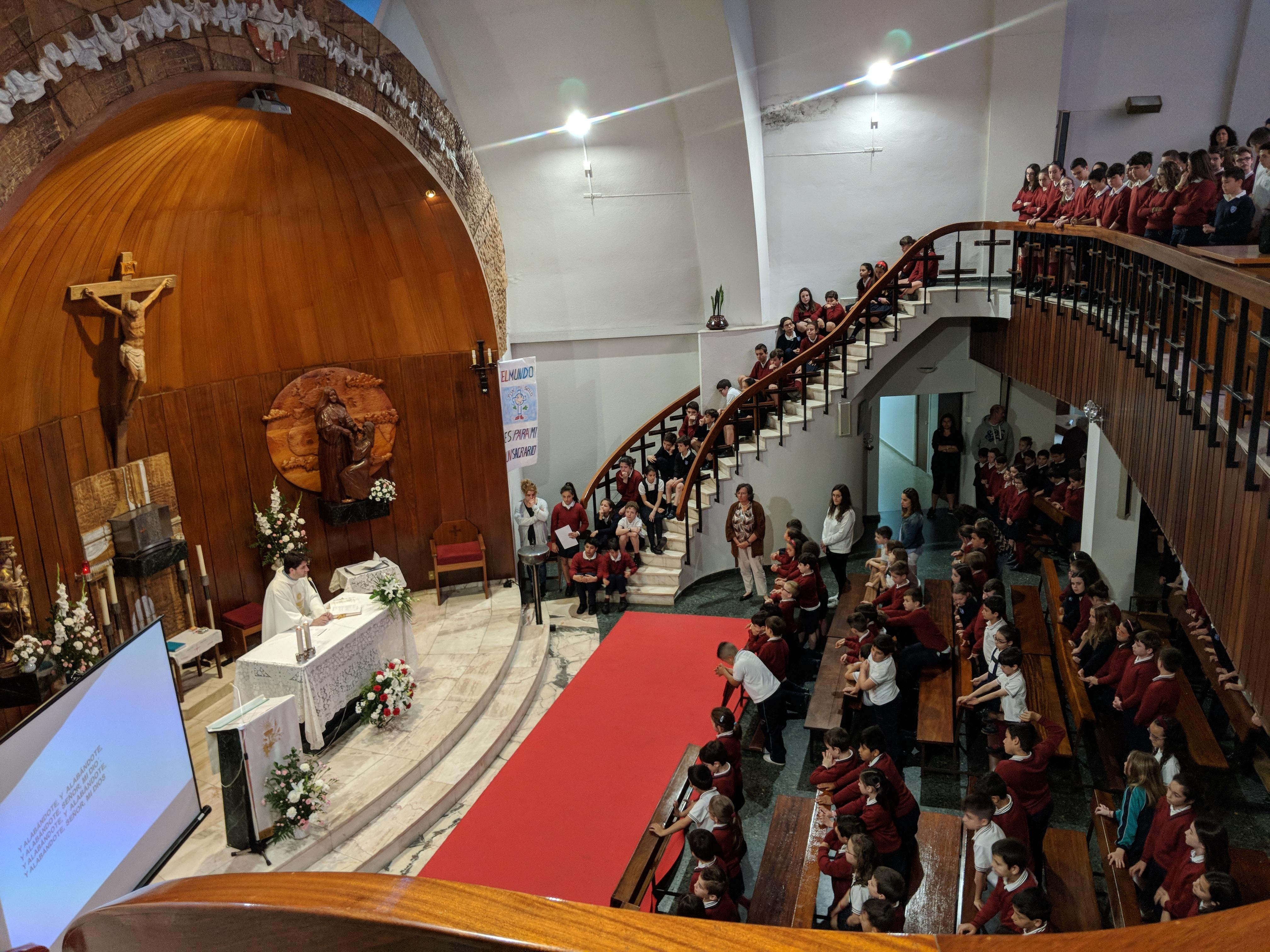 Eucaristía Santa María Micaela 15 Junio