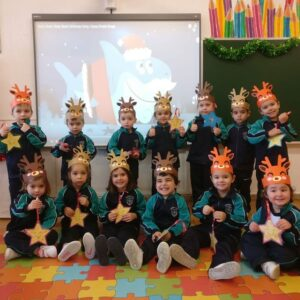 Our Christmas crafts 2019…